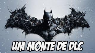 Warner entupindo Batman Arkham Origins de DLC - Gamervlog