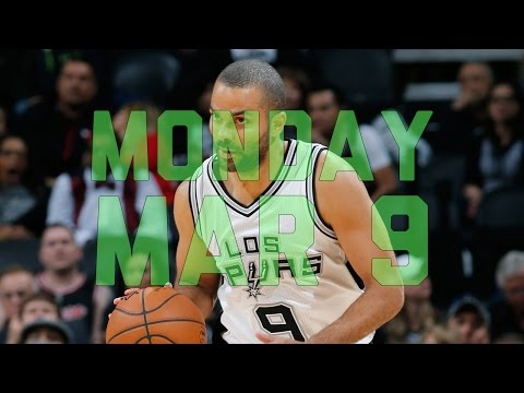 NBA Daily Show: Mar. 9 – The Starters