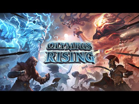 Olympus Rising: Hero Defense 1