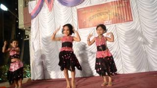 Itti si hansi itti si khushi dance by Anupriya Kunti