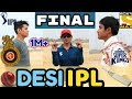 Desi IPL Final 2018 || CSK VS RCB || Best Match Ever || Round2Hell || Harsh Beniwal || EDD || VIVO