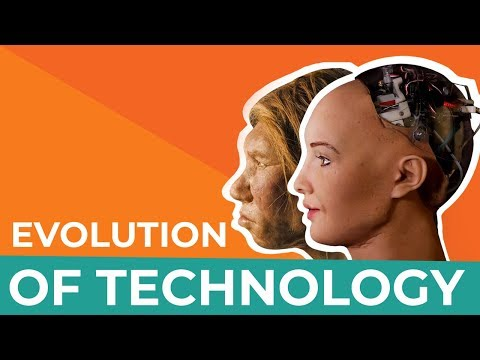 Is Technology Moving Too Fast?   Evolution of Technology And the Inventions that Changed the World