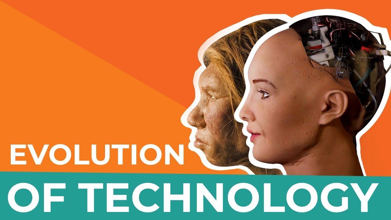 A tecnologia está se movendo muito rápido? | Evolução da tecnologia e as invenções que mudaram o mundo + vídeo