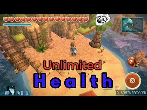 OceanHorn  !!! Unlimited Health ❤