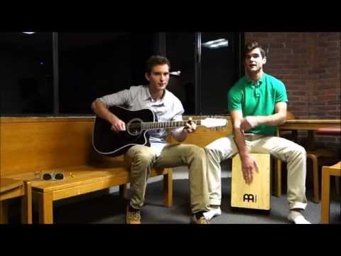 Beautiful Soul - Jesse McCartney (acoustic cover HD)