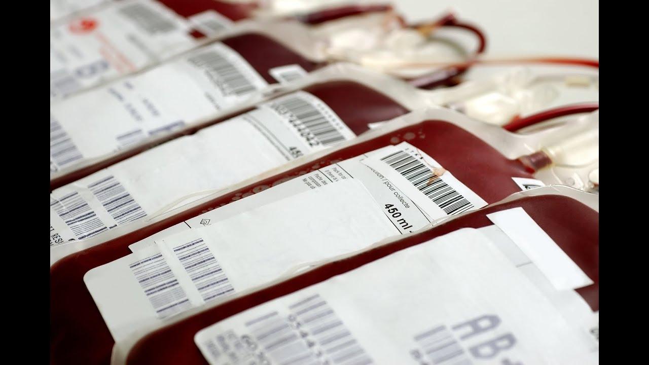 Переливание крови с сифилисом