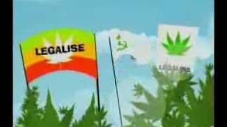 Смотреть клип Децл - Лигалайз Ганджа
