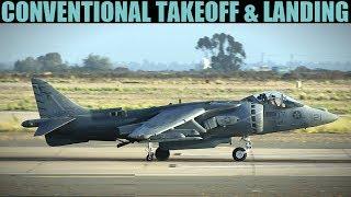 AV-8B Harrier: CTOL Conventional Takeoff & Landing Tutorial | DCS WORLD