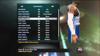 NBA 2K11 My Player Ep.1 - Creating My Player
