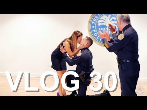 Miami Police VLOG 30: Surprise