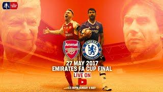 Arsenal 2-1 Chelsea | Full Match | Emirates FA Cup Classic | Emirates FA Cup 16/17