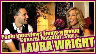 General Hospital's Laura Wright Gets Personal About Her Life & More!