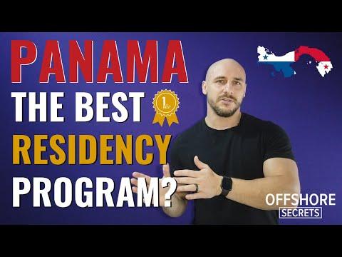 Panama Residency W/ FRIENDLY NATIONS VISA Visa Process (2019)