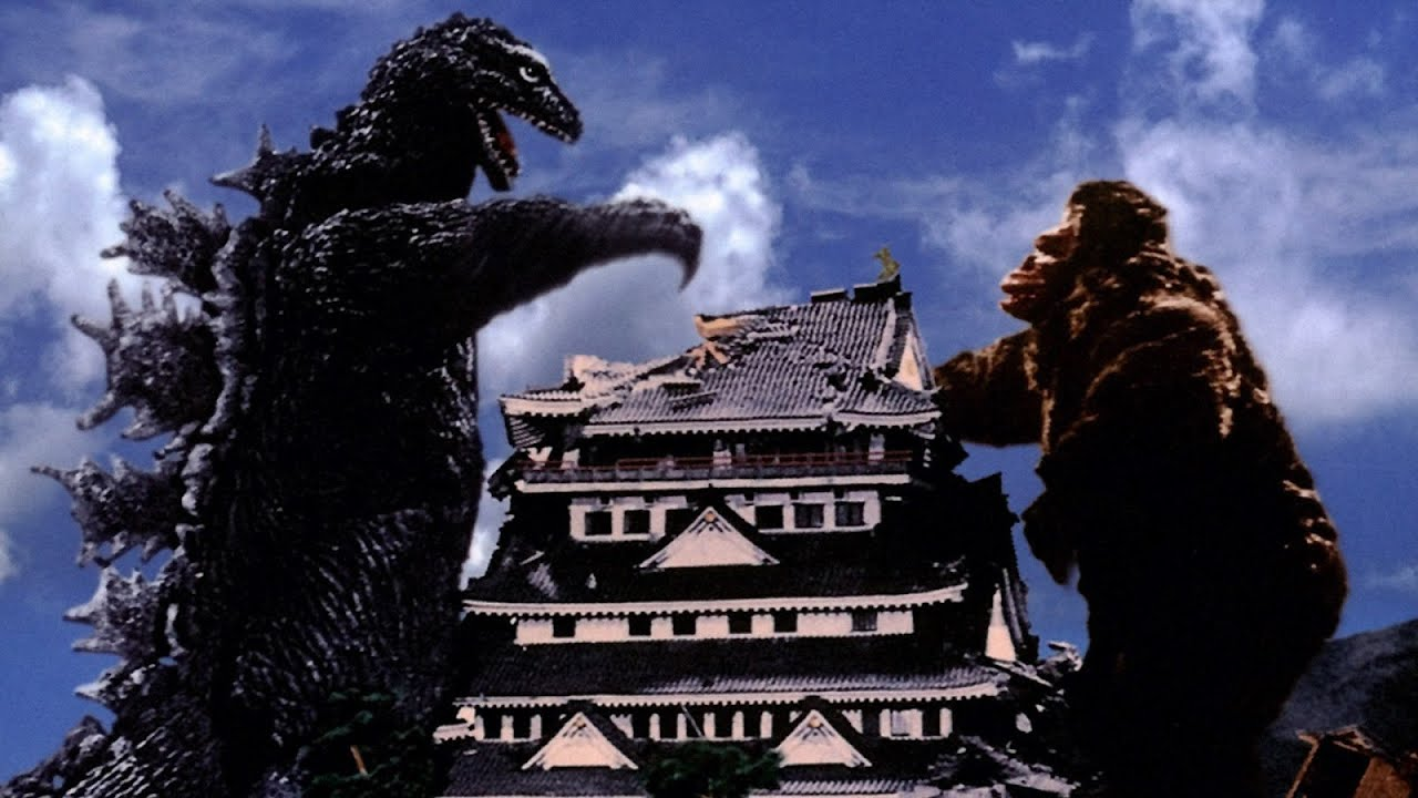 Image result for king kong vs godzilla 1962