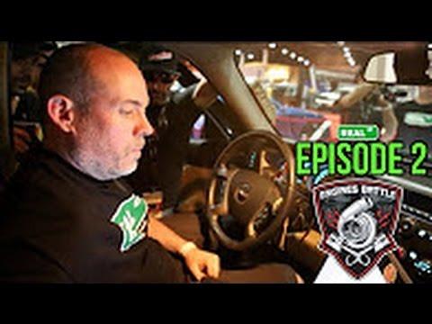 UAE Engine Build Off Episode 2 -