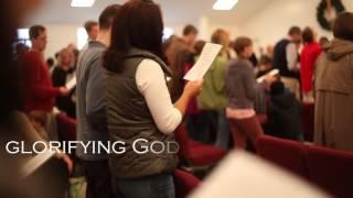 Worship at Cornerstone Presbyterian Church, Southern MD