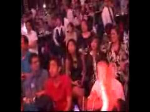 Draybers in PLDT's Pasasalamat 2012. MOA Arena. Pasay City