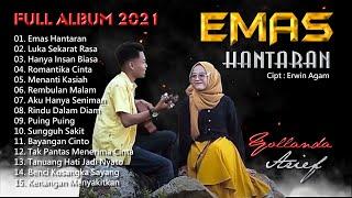 Yollanda & Arief | Emas Hantaran Full Album 💚 Lagu Pop Melayu Terbaru 2021