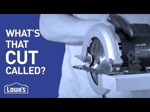 What's That Cut Called?  | DIY Basics