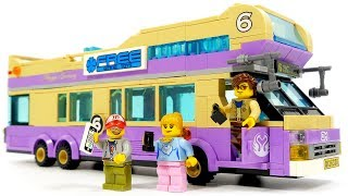 Enlighten Brick 1123 Sigtseeing bus
