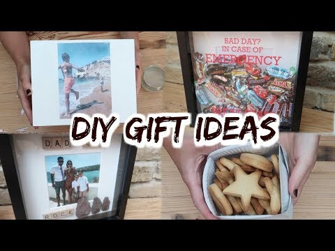 4 EASY DIY GIFT IDEAS | HOW TO DIY | AD | KERRY WHELPDALE