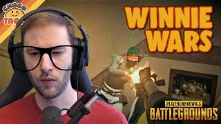 Parkour Masters ft. Swagger - chocoTaco PUBG Gameplay