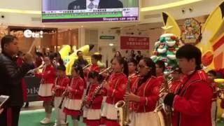 黃大仙官立小學 MIKIKI商場表演