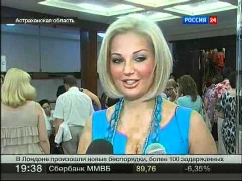 Оперная певица Мария Максакова защищает астраханцев - YouTube