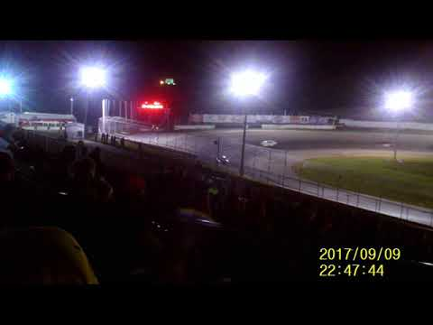 Lebanon I 44 Speedway Pro Late Model feature  9 9 17