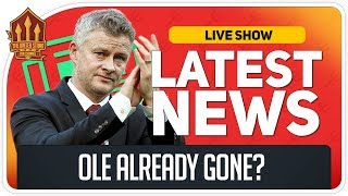 Solskjaer Gone In The Summer? Pogba Return! Man Utd News