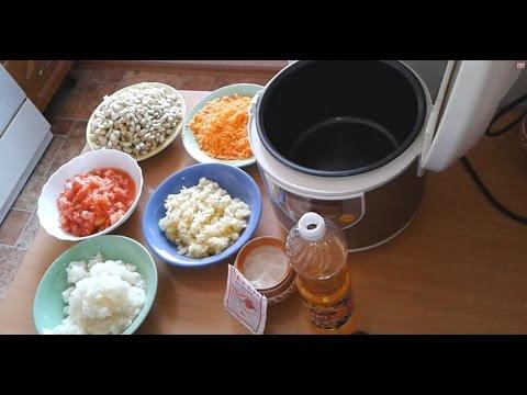 Приготовить баклажановую икру в мультиварке