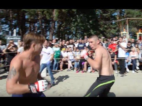 ЭНДРЮ vs боец без правил!!
