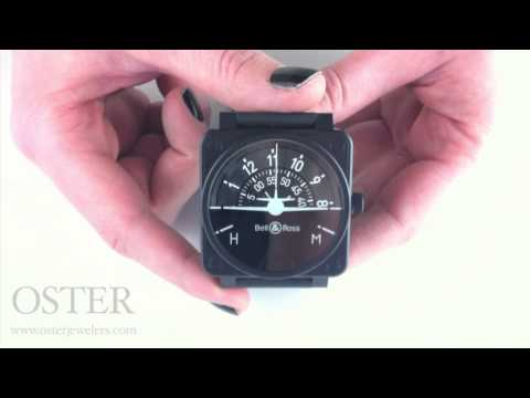 Bell & Ross BR01-92 Turn Coordinator at Oster
