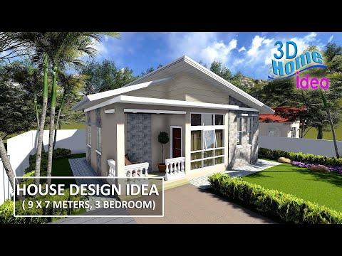 house-design-(9-x-7-meters-,-3-bedroom)