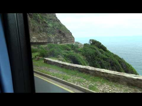 Dramatic Drive to Cape of Good Hope