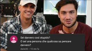 "YURI DI ""EX ON THE BEACH ITALIA"" RISPONDE 
