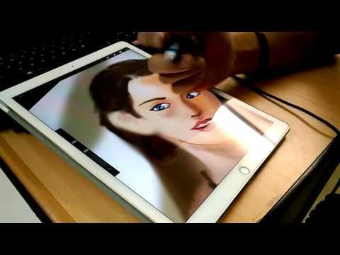 IPad Drawing
