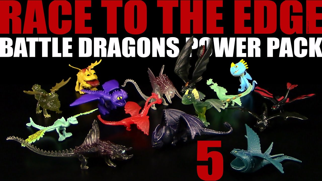 Dragons - Battle Dragons Power Pack - Race To The Edge - Part 05 ...
