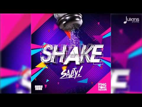 "Salty & Romie Rome - Shake (Ping Pong Riddim) ""2017 Release"" (Trinidad)"