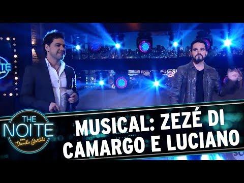 Musical: Zezé Di Camargo e Luciano | The Noite (10/08/17)