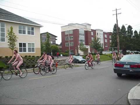 naked bike ride portland 09
