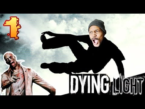 ZOMBIES + PARKOUR = #LEGGO | Dying Light (PS4) Gameplay – Part 1