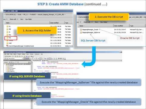 Analytix Data Services - Mapping Manager Step by Step Installation