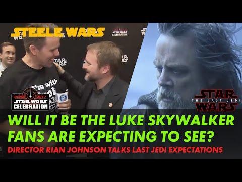 Download Youtube: Rian Johnson on the Luke Skywalker fan expectations in The Last Jedi - Steele Wars interview