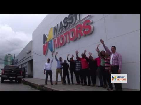 BIENVENIDA A MASSY MOTORS COLOMBIA