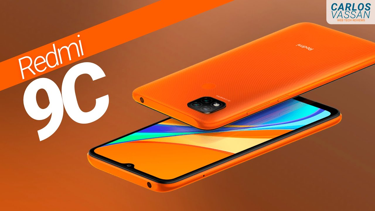 Redmi 9C | El Xiaomi de Ultra BAJO COSTO - YouTube