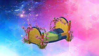 Sleep Music for Children   SLEEPING IN SPACE   Bedtime Music for Kids