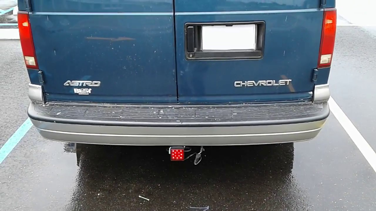 Add Safety Safe Drive To Chevy Astro Gmc Safari Cago Van