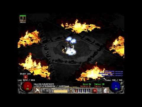 Stone of Jordan Hunting Diablo2 Dream of Harrogath