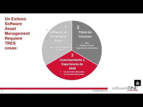 Webcast SoftwareONE - Administre eficientemente los activos de software de su Institución Educativa